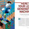 Here's Your Lead Generation Machine