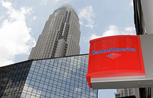 Bank of America headquart