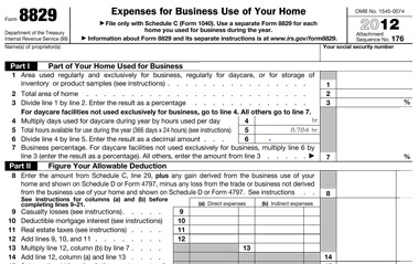 IRS Announces New Deductions for Home Offices