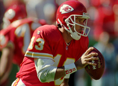 Steve Bono had a productive NFL career as a QB, and a productive post-football career as an FA. (Photo: AP)
