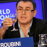 Roubini, Bremmer at Davos: U.S. Can't Do More on World Stage