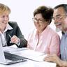 Generation Gap in Online Retirement Resources