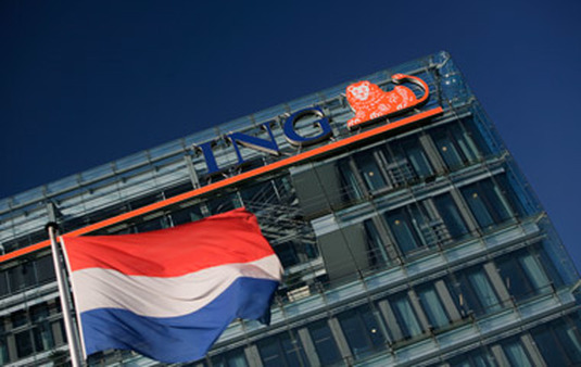 Headquarters of ING Financial, ILIAC's parent, in Amsterdam. (Photo: AP)