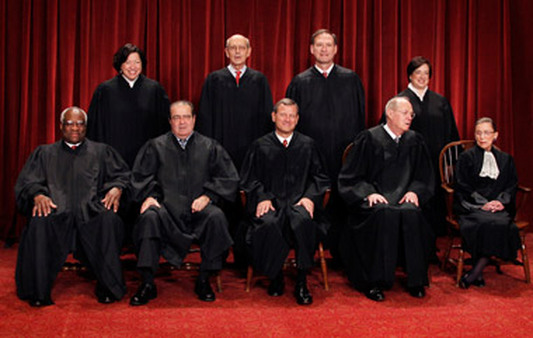 The Supreme Court. (Photo: AP)