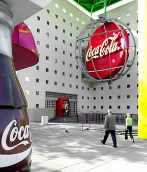 Coca-Cola headquarters in Atlanta. (Photo: AP)