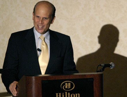 Michael Milken in 2004. (Photo: AP)