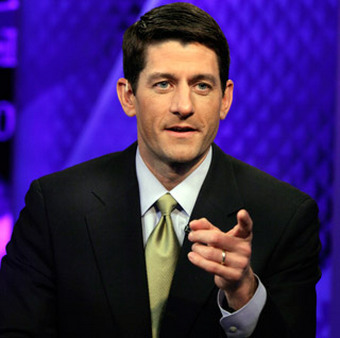 Rep. Paul Ryan says his plan will balance the budget by 2023. (Photo: AP)