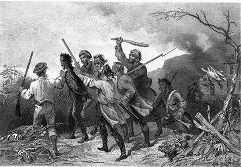 Tax collectors had it rough in the 18th century. AdvisorOne looks at the history of violent, and peaceful, tax protests.