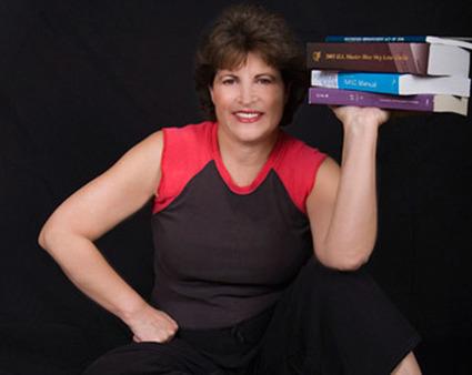 Veteran compliance consultant Nancy Lininger.