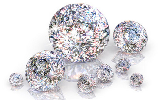 The fair market value of precious stones is based on the price that a jeweler would pay a wholesaler for them.