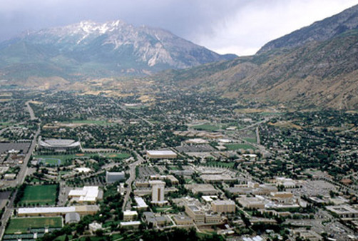 Provo, Utah—a bustling hub in the state that tops the list. (Provo was also ranked the third-best city for educated job seekers. See link below.)