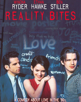 "Winona Ryder, Ethan Hawke and Ben Stiller of the slacker hit ""Reality Bites"" are all now 40-somethings."