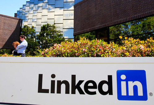 LinkedIn headquarters in Mountain View, Calif. (Photo: AP)