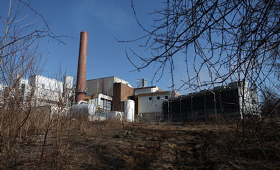 This plant is the source of most of Harrisburg's financial woes. (Photo: AP)
