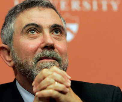 Paul Krugman, who Rinehart and Rogoff accuse of