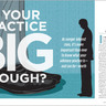 Is Your Practice Big Enough?
