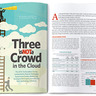 Three Is NOT a Crowd in the Cloud: The 2013 TechLeaders Survey