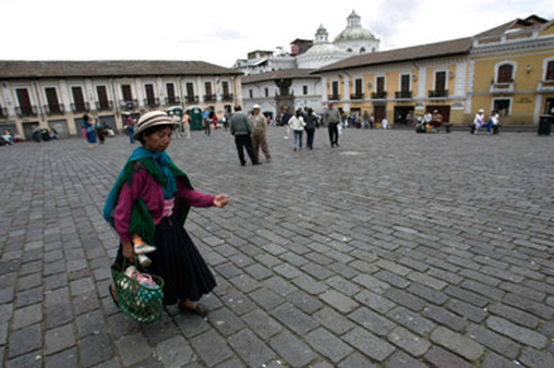 Ecuador made the Top 10. (Photo: AP)