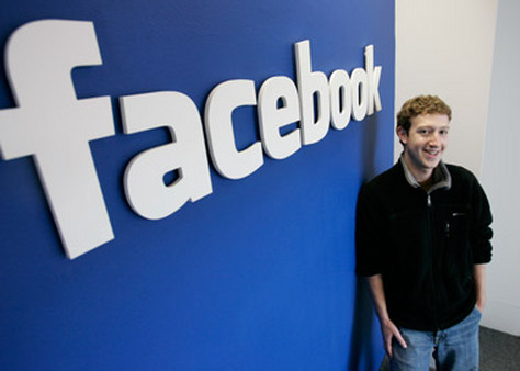 Facebook founder Mark Zuckerberg. (Photo: AP)