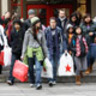 Retail Sales Move Higher; Housing Survey Still Downbeat