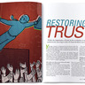 Restoring Trust: Seven Steps to Restore Confidence