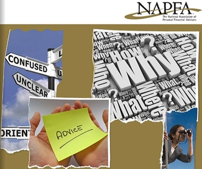 NAPFA's 'Pursuit of a Financial Advisor Field Guide'