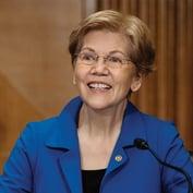 Sen. Warren Pushes Wealth Tax to Help Fund Biden Plan