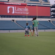 Lincoln Financial Features Philadelphia Eagles Fans in New Videos