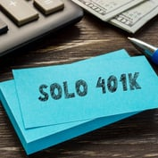 How a Client's Solo 401(k) Can Become a Mega Backdoor Roth IRA
