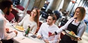 The Key to Entertaining Clients in Restaurants Without Going Broke