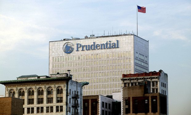 Prudential building in Newark, New Jersey. Photo Credit: Carmen Natale/ALM