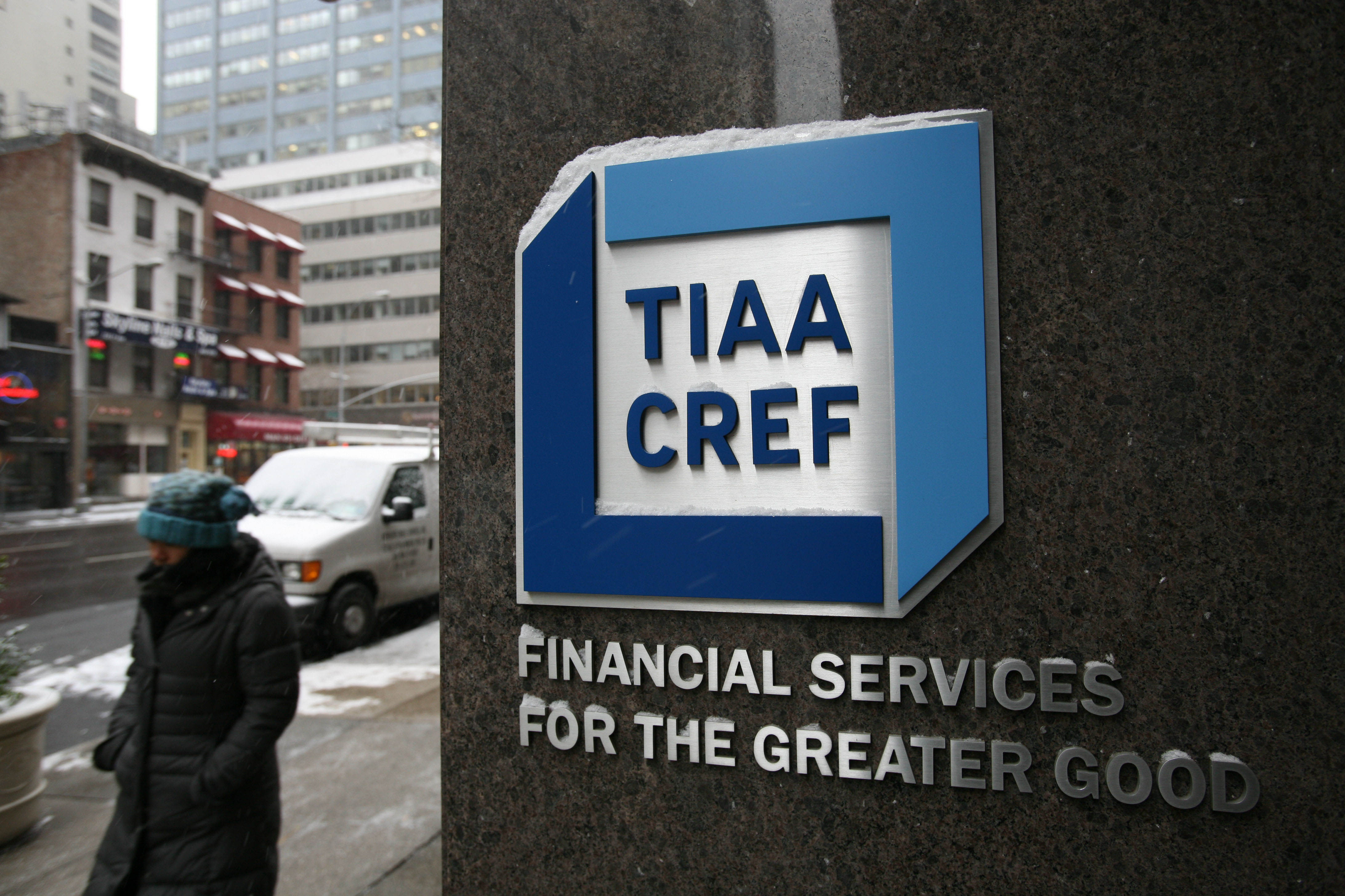 TIAA Names Former Treasury Official as Chief Compliance Officer