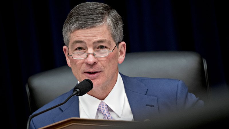 Rep. Jeb Hensarling, R-Texas. (Photo: Bloomberg)