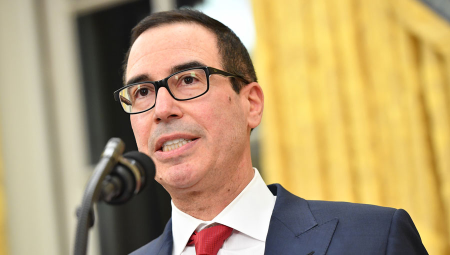 Mnuchin Bid to Calm Markets Risks Making Bad Situation Worse