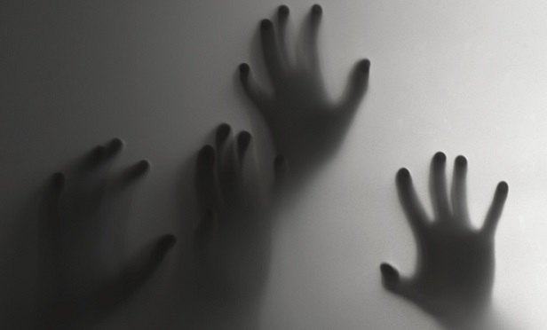 Ghostly hands (Image: Thinkstock)