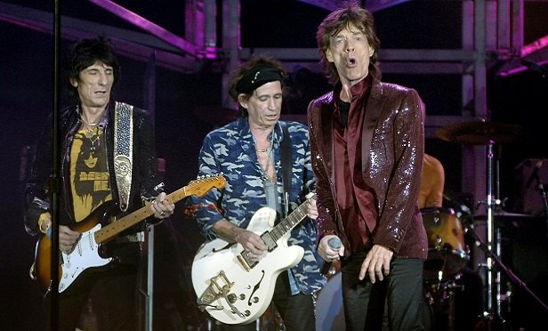Lifetime Income Group Sponsors the Rolling Stones' U.S. Tour