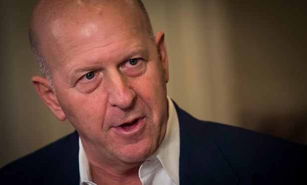 David Solomon of Goldman Sachs