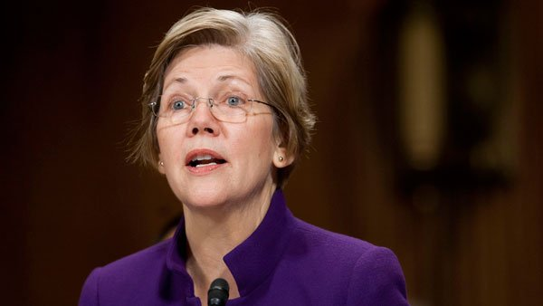 GOP's Anti-Reg Stance Is a 'Big, Greasy Baloney Sandwich': Sen. Warren