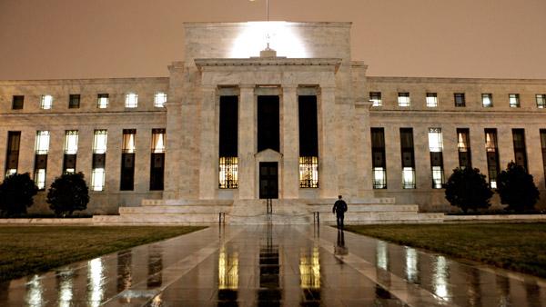 Fed building in Washington