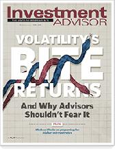 Volatility's Back: Be Smart Not Frightened