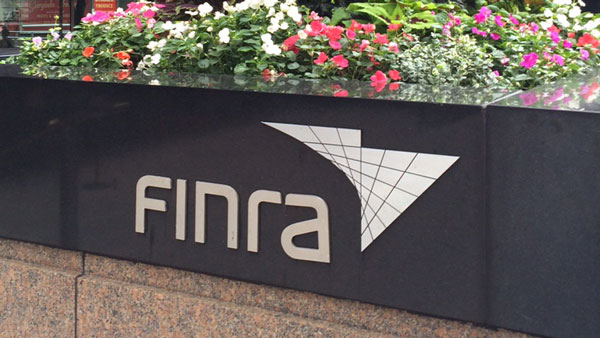 FINRA office in New York. (Photo: Ron Pechtimaldjian/ALM)