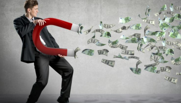 Money magnet (Image: iStock)