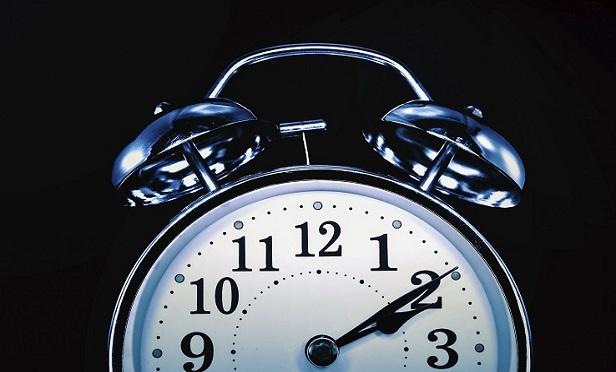 A clock (Image: Thinkstock)