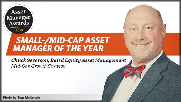 Asset Manager of the Year Chuck Severson on Alpha-Generating Mid-Cap