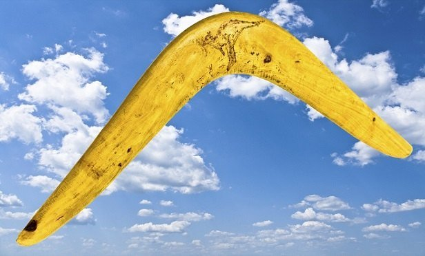 Boomerang (Photo: Thinkstock)