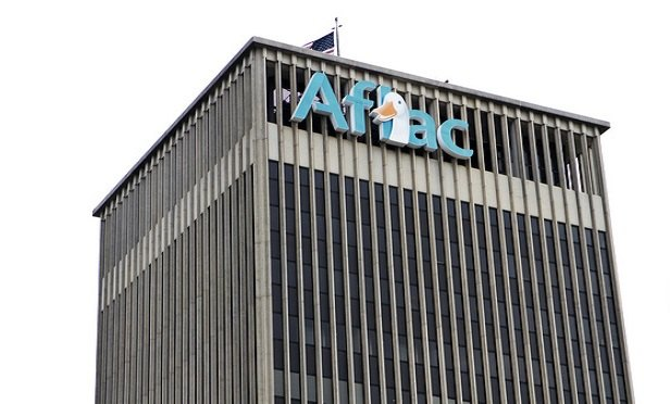 AFLAC Headquarters building in Columbus, Ga.