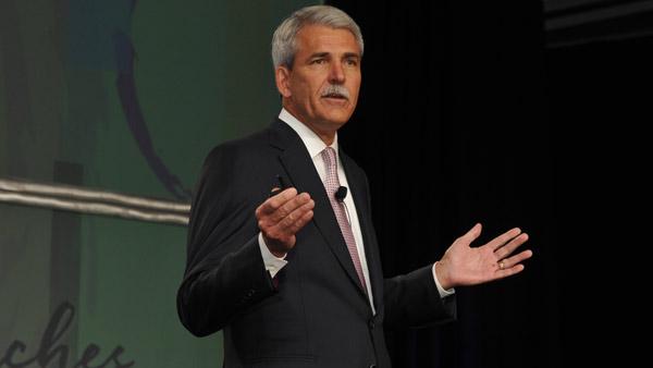 Raymond James CEO Paul Reilly