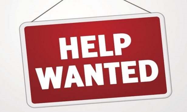 Help wanted (Image: Shutterstock)