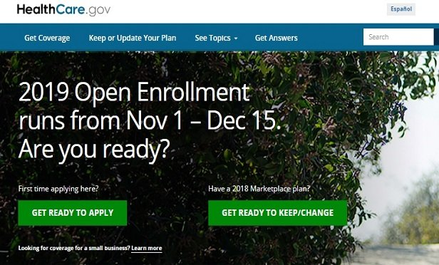 Data Breach Stalls HealthCare gov's Direct Enrollment System