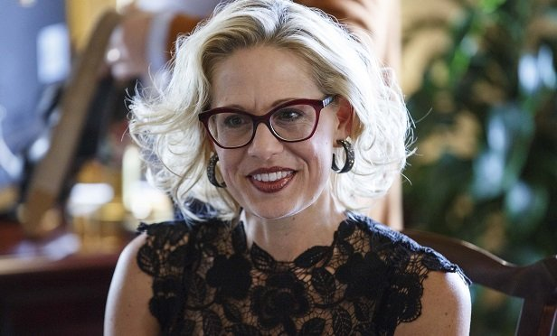 Democrat Sinema Wins Republican-Held Senate Seat in Arizona